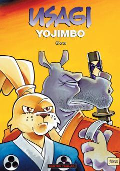 Usagi Yojimbo (Werkausgabe) 7: Gen