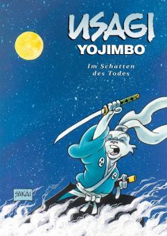 Usagi Yojimbo (Werkausgabe) 8: Im Schatten des Todes