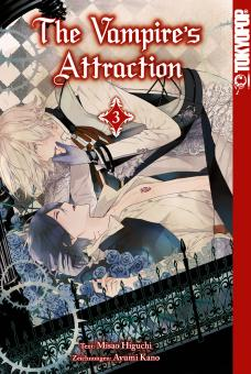 Vampire's Attraction Band 3