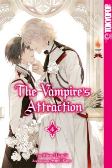 Vampire's Attraction Band 4