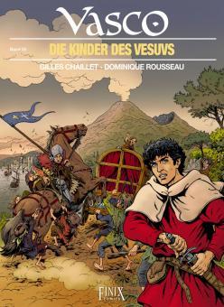 Vasco 25: Die Kinder des Vesuvs