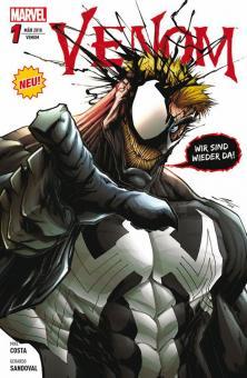 Venom 1: Finstere Rückkehr