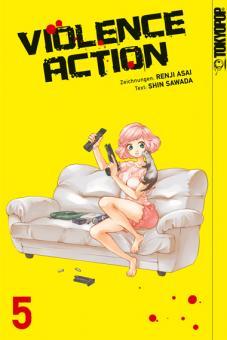 Violence Action Band 5