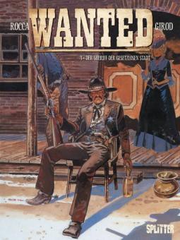 Wanted 3: Der Sheriff der gesetzlosen Stadt