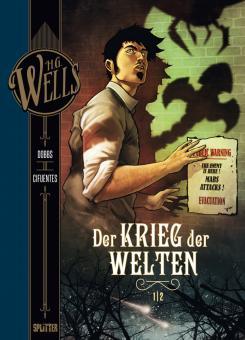 H.G. Wells Krieg der Welten 1