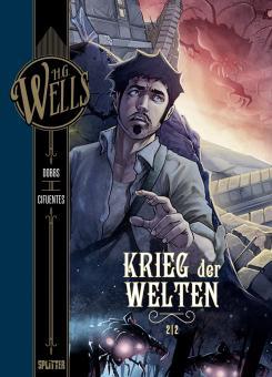 H.G. Wells Krieg der Welten 2