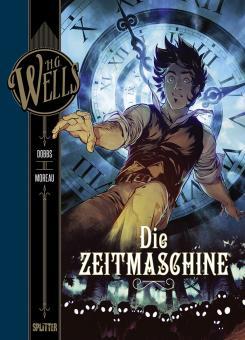 H.G. Wells Die Zeitmaschine