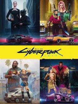 Welt von Cyberpunk 2077