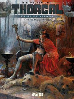 Welten von Thorgal - Kriss de Valnor 3: Einer Königin würdig