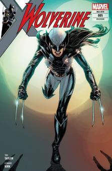 Wolverine (2016) 5: Tod aus dem All