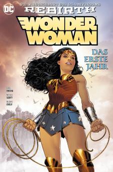 Wonder Woman - Das erste Jahr (Rebirth)