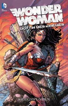 Wonder Woman - Göttin des Krieges 1: Kriegswunden
