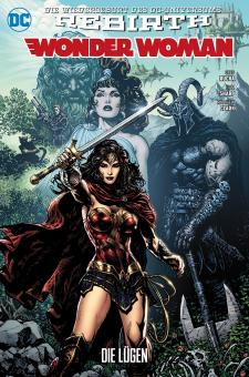 Wonder Woman (Rebirth) 1: Die Lügen
