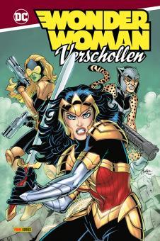 Wonder Woman: Verschollen Hardcover