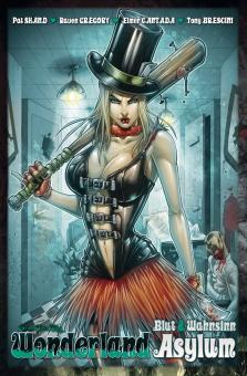 Wonderland 12: Asylum - Blut und Wahnsinn