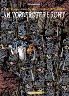 wundersamen Abenteuer von Vincent van Gogh: An vorderster Front