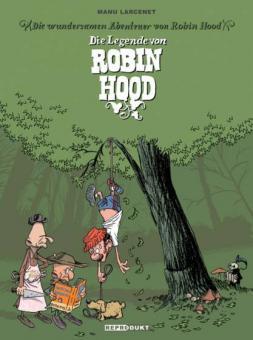 wundersamen Abenteuer von Robin Hood: Die Legende von Robin Hood