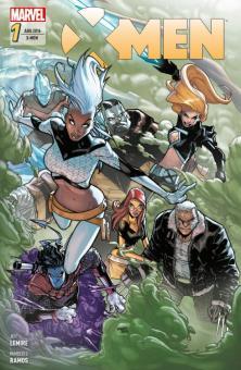 X-Men (2016) 1: Die Zuflucht