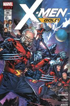 X-Men: Gold 4: Zone des Todes