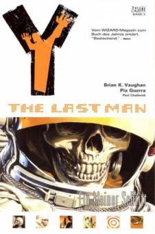 Y - The Last Man 3: Ein kleiner Schritt