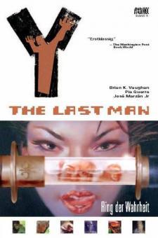 Y - The Last Man 5: Ring der Wahrheit