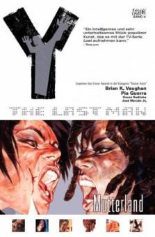 Y - The Last Man 9: Mutterland