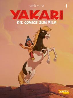 Yakari Die Comics zum Film 1