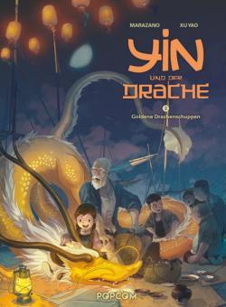 Yin und der Drache 2: Goldene Drachenschuppen