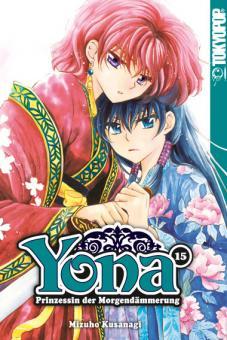 Yona - Prinzessin der Morgendämmerung Band 15