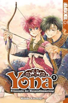 Yona - Prinzessin der Morgendämmerung Band 7