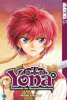 Yona - Prinzessin der Morgendämmerung Band 8
