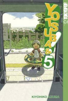 Yotsuba&! Band 5