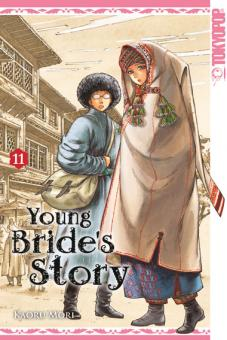 Young Bride's Story Band 11