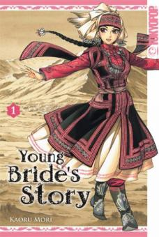 Young Bride's Story Band 1