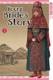 Young Bride's Story Band 3