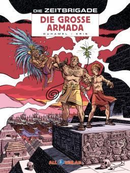 Zeitbrigade 2: Die große Armada