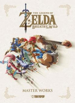 Legend of Zelda Breath of the Wild – Master Works