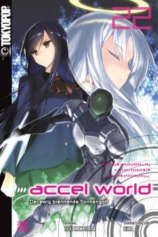 Accel World (Novel) 22: Der ewig brennende Sonnengott
