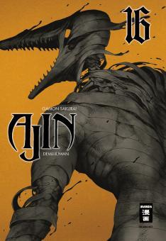 AJIN - Demi-Human Band 16