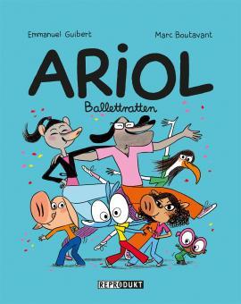 Ariol 10: Ballettratten