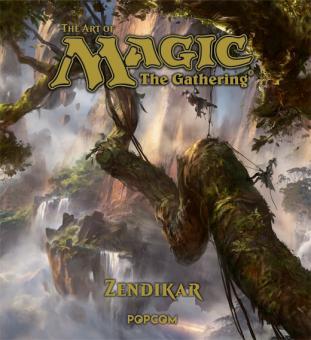 Art of Magic: The Gathering – Zendikar
