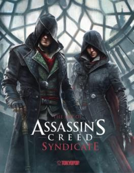 Art of Assassin's Creed Syndicate (Artbook)