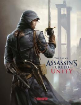 Art of Assassin's Creed Unity (Artbook)