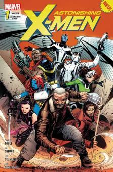 Astonishing X-Men 1: Tödliches Spiel