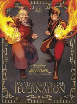 Avatar: Der Herr der Elemente - Das Vermächtnis der Feuerenation