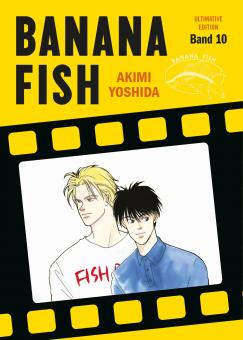 Banana Fish (Ultimative Edition) Band 10