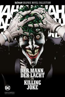 Batman Graphic Novel Collection 34: Der Mann, der lacht / Killing Joke