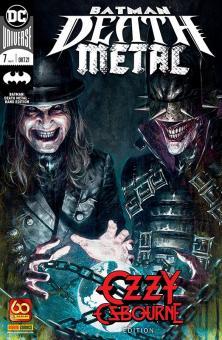 Batman - Death Metal 7 (Ozzy Osbourne-Editon)