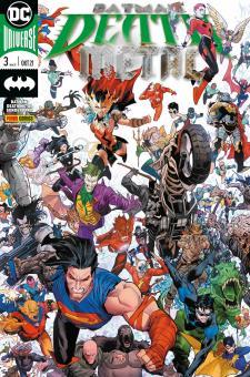 Batman - Death Metal Sonderband Band 3
