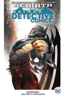 Batman - Detective Comics (Rebirth) Paperback 4: Racheengel (Hardcover)